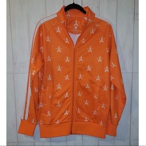 Jeffree Star Orange Logo Tracksuit Jacket S